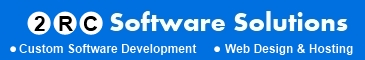 2RC Software Solutions - Custom software development and web hosting.
