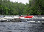 Dumoine River (Jul 2012) - Dave - 081