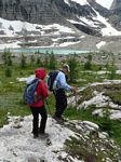Cdn Rockies Adventure (Aug 2010) - Talus - 008