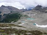 Cdn Rockies Adventure (Aug 2010) - Talus - 018