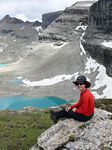Cdn Rockies Adventure (Aug 2010) - Talus - 022