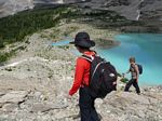 Cdn Rockies Adventure (Aug 2010) - Talus - 034
