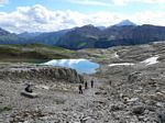 Cdn Rockies Adventure (Aug 2010) - Talus - 048