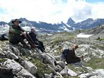 Cdn Rockies Adventure (Aug 2010) - Talus - 067