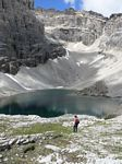 Cdn Rockies Adventure (Aug 2010) - Talus - 068