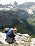 Cdn Rockies Adventure (Aug 2010) - Talus - 070