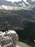 Cdn Rockies Adventure (Aug 2010) - Talus - 073