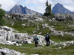 Cdn Rockies Adventure (Aug 2010) - Talus - 075