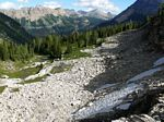 Cdn Rockies Adventure (Aug 2010) - Talus - 092