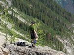 Cdn Rockies Adventure (Aug 2010) - Talus - 096