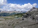 Cdn Rockies Adventure (Aug 2010) - Talus - 099