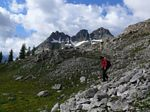 Cdn Rockies Adventure (Aug 2010) - Talus - 126