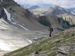 Cdn Rockies Adventure (Aug 2010) - Talus - 141