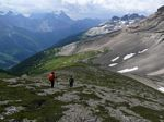 Cdn Rockies Adventure (Aug 2010) - Talus - 144